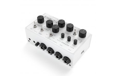 DSM & Humboldt Simplifier - 0 Watt Guitar Amplifier - 1x opened box
