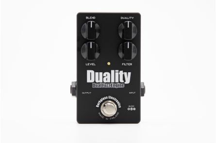 Darkglass Duality Fuzz Black Limited Goodbye Edition