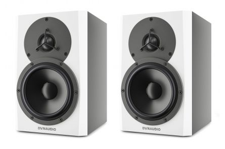 Dynaudio LYD-5 White - PAIR BUNDLE SET