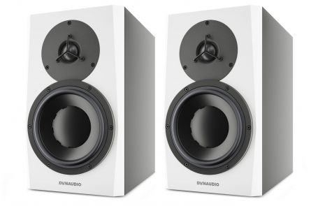 Dynaudio LYD-7 White - PAIR BUNDLE SET