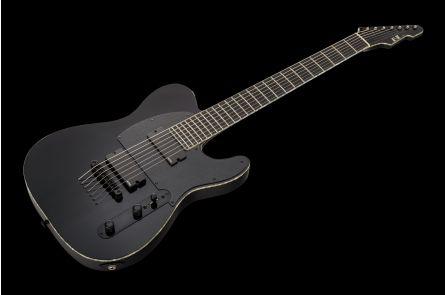 ESP E-II T-B7 BK - Black