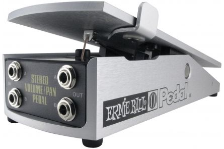 Ernie Ball 6165 Volume Pedal Stereo 500K - Vol / Pan
