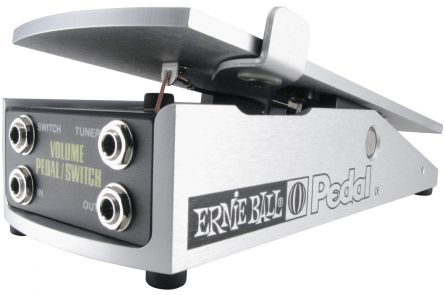 Ernie Ball 6168 Volume Pedal 250K Mono w/ Switch