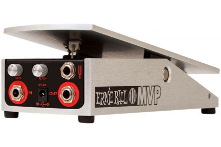 Ernie Ball 6182 Volume Pedal MVP 250K Mono - Most Valuable Pedal