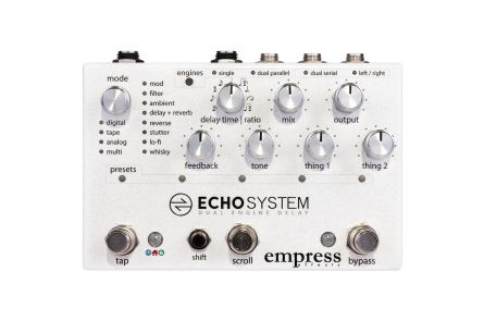 Empress Effects Echosystem - b-stock (1x opened box)