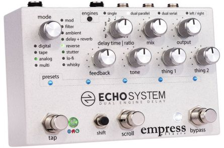 Empress Effects Echosystem - 1x opened box