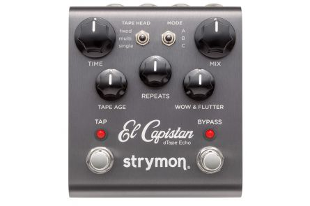 Strymon El Capistan & MiniSwitch Bundle Set