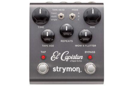 Strymon El Capistan & MiniSwitch Bundle Set