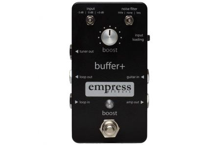 Empress Effects Buffer+ - 1x opened box