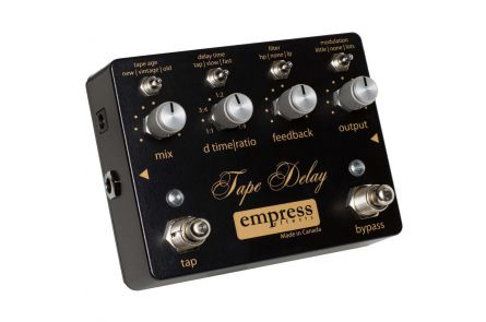 Empress Effects Tape Delay - 1x opened box