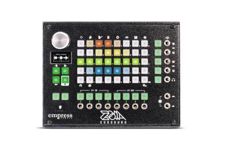 Empress Effects Zoia Euroburo - Eurorack Module w/ Desktop Enclosure and Power Supply