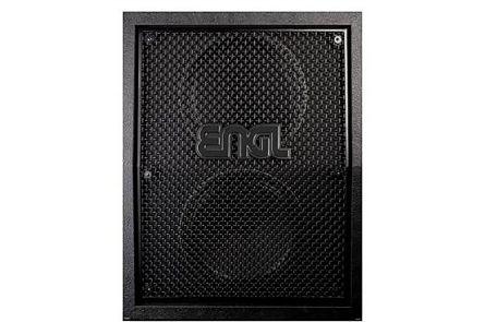 Engl Pro Cabinet 2x12 Vertical V30 Black E212VB