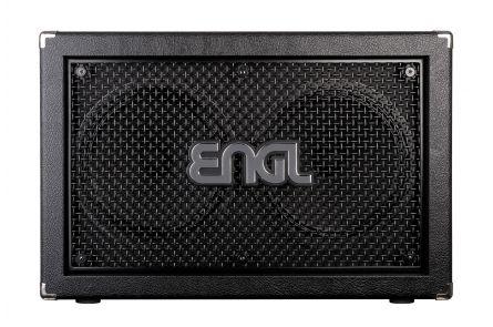 Engl Pro Cabinet 2x12 Horizontal V30 Black E212VHB - b-stock (1x opened box)