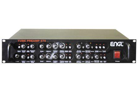 Engl Special Edition SE Preamp E570