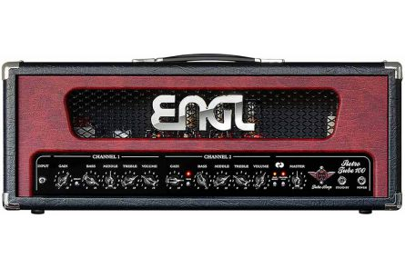 Engl Retro Tube 100 Head E765