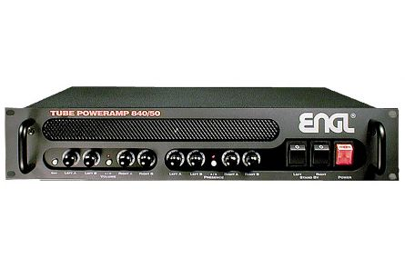 Engl Power Amp 2x50 E840/50