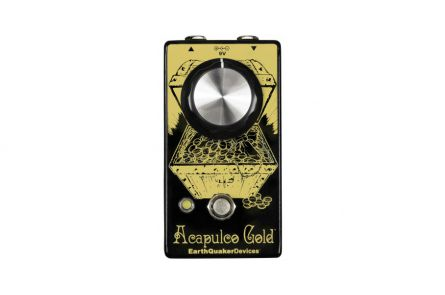 EarthQuaker Devices Acapulco Gold V2 - Power Amp Distortion