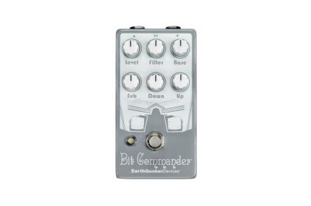 EarthQuaker Devices Bit Commander V2 - Analog Octave Synth