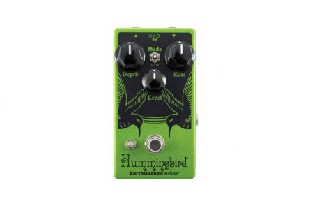 EarthQuaker Devices Hummingbird V4 - Repeat Percussions