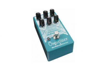 EarthQuaker Devices Organizer V2 - Polyphonic Organ Emulator