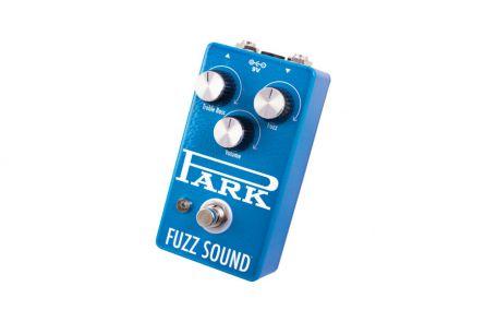 EarthQuaker Devices Park Fuzz Sound - Vintage Germanium Fuzz