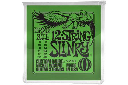 Ernie Ball 2230 12-String Slinky .008 - .040