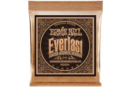 Ernie Ball 2544 Everlast Phosphor Bronze Medium .013 - .056