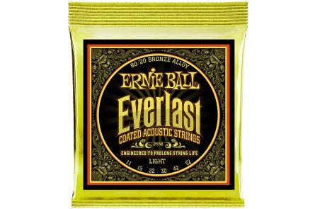 Ernie Ball 2558 Everlast Bronze Light .011 - .052