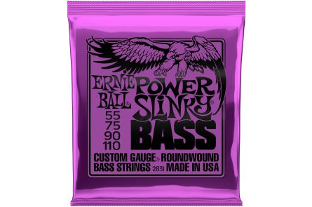 Ernie Ball 2831 Power Slinky Bass .055 - .110
