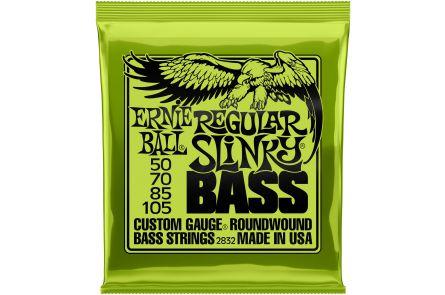 Ernie Ball 2832 Regular Slinky Bass .050 - .105