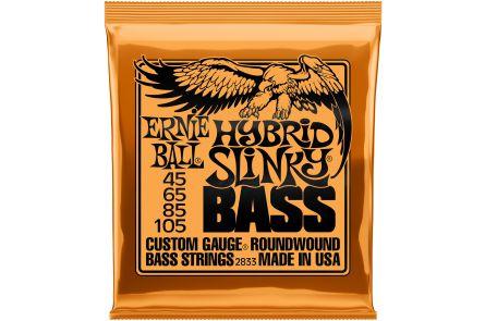 Ernie Ball 2833 Hybrid Slinky Bass .045 - .105