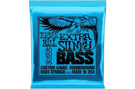 Ernie Ball 2835 Extra Slinky Bass .040 - .095