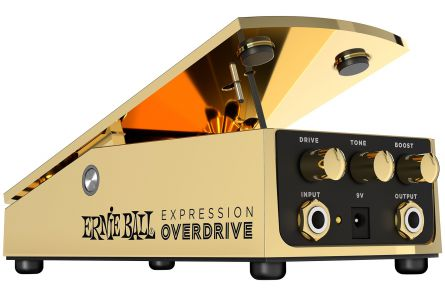 Ernie Ball 6183 Expression Overdrive Pedal