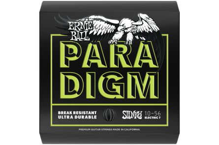 Ernie Ball 2028 Paradigm 7-String Regular Slinky .010 - .056