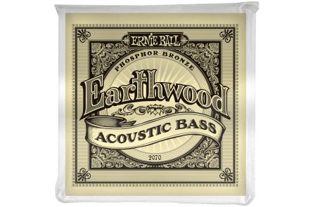 Ernie Ball 2070 Earthwood Acoustic Bass .045 - .095