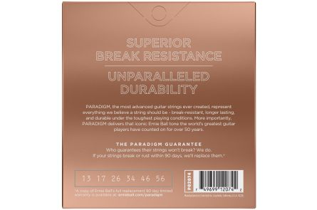 Ernie Ball 2074 Paradigm Phosphor Bronze Medium .013 - .056