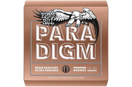 Ernie Ball 2076 Paradigm Phosphor Bronze Medium Light .012 - .054