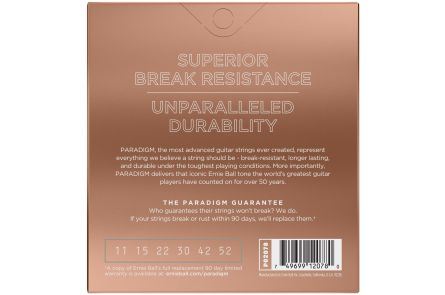 Ernie Ball 2078 Paradigm Phosphor Bronze Light .011 - .052