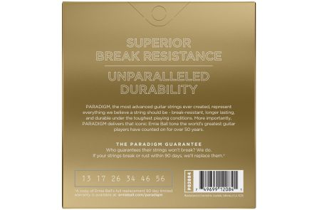 Ernie Ball 2084 Paradigm Bronze Medium .013 - .056