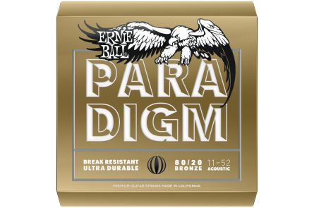 Ernie Ball 2088 Paradigm Bronze Light .011 - .052