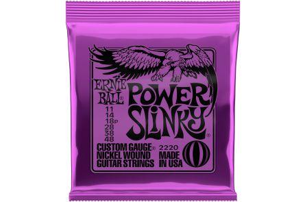 Ernie Ball 2220 Power Slinky .011 - .048
