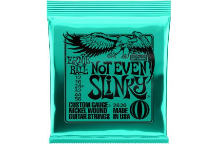 Ernie Ball 2626 Not Even Slinky .012 - .056