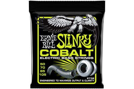 Ernie Ball 2732 Cobalt Regular Slinky Bass .050 - .105