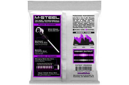 Ernie Ball 2920 M-Steel Power Slinky .011 - .048