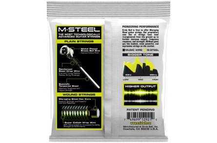 Ernie Ball 2921 M-Steel Regular Slinky .010 - .046