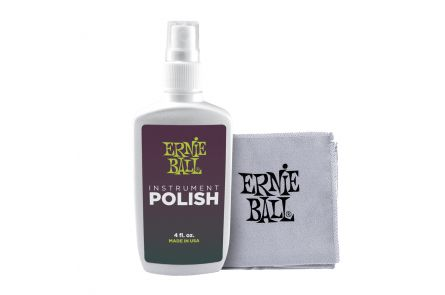 Ernie Ball 4222 Polish incl. Cloth
