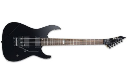 ESP E-II M-II Neck-Thru BK - Black
