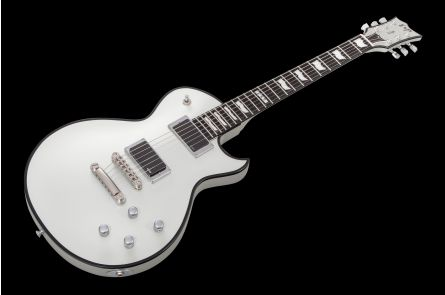 ESP Eclipse-I CTM BB (PL) EMG SS - Silver Satin - Paul Landers