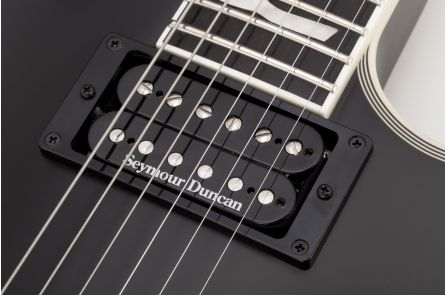 ESP Eclipse-I CTM Duncan BKS - Black Satin