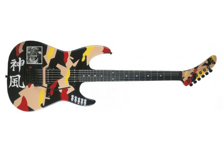 ESP George Lynch Kamikaze-I CS - Custom Shop
